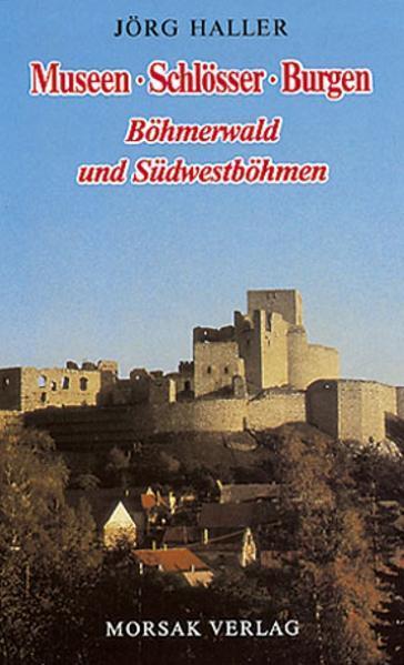 Museen, Schlösser, Burgen - Coverbild