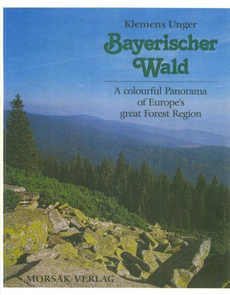 Bayerischer Wald - Coverbild