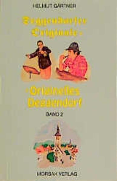 Deggendorfer Originale - Band 2 - Coverbild