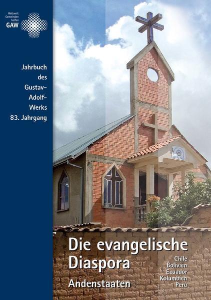 Die evangelische Diaspora. Jahrbuch des Gustav-Adolf-Werks e.V.,... / Die evangelische Diaspora - Coverbild
