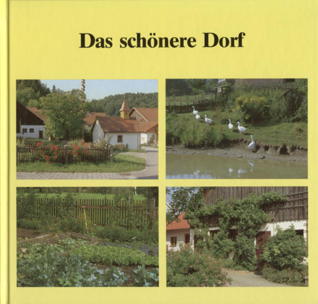 Das schönere Dorf / Das schönere Dorf - Coverbild