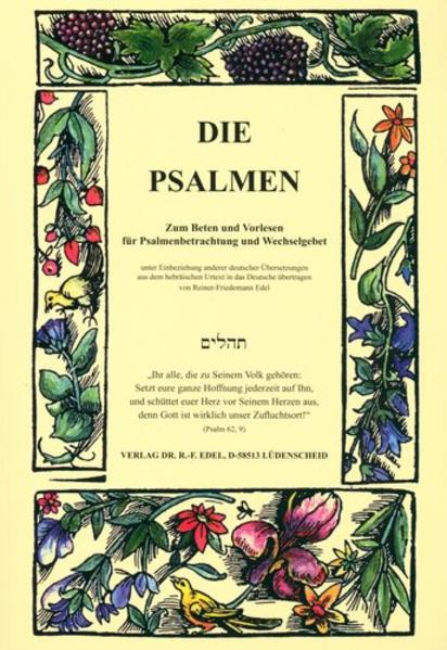 Die Psalmen - Coverbild