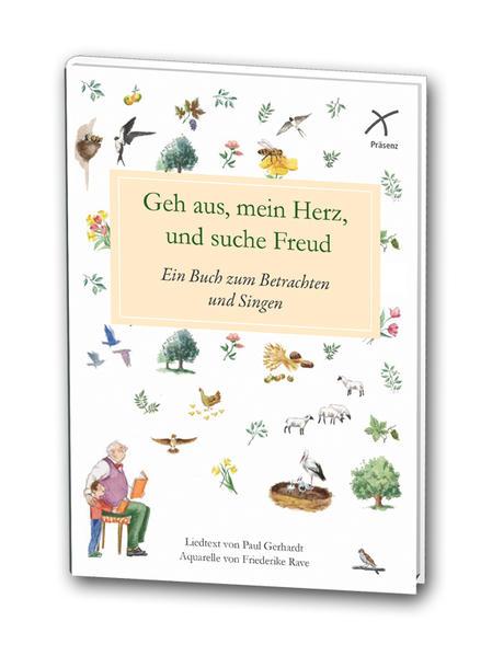 Geh aus, mein Herz, und suche Freud - Coverbild