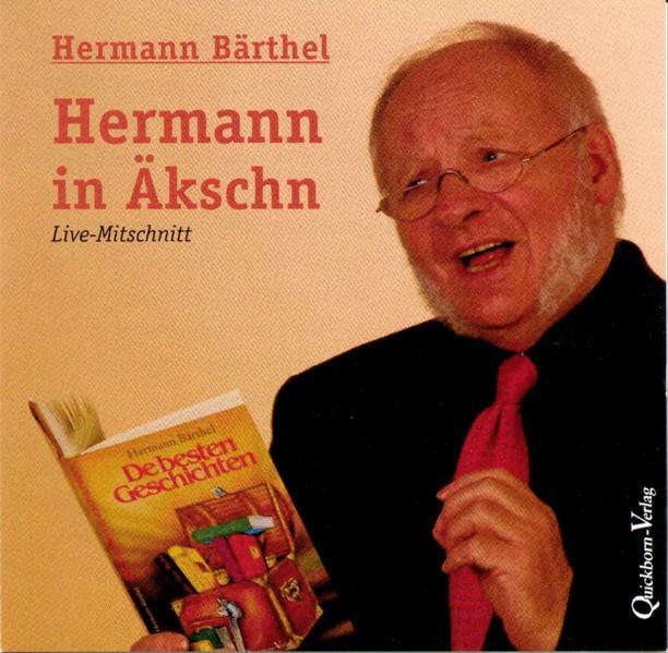Hermann in Äkschn - Coverbild