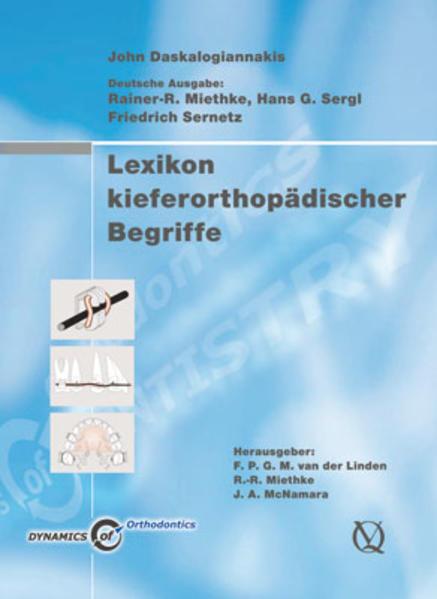 Lexikon kieferorthopädischer Begriffe - Coverbild