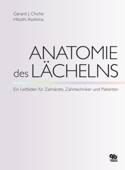 Anatomie des Lächelns - Coverbild