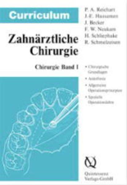 Curriculum Chirurgie / Curriculum Zahnmedizin Band 1 - Coverbild
