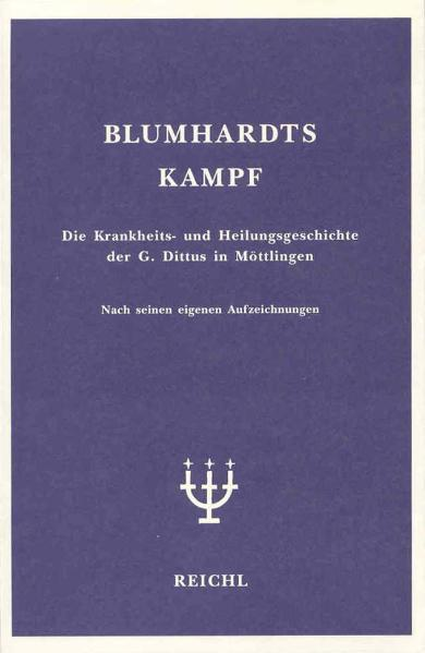 Blumhardts Kampf - Coverbild