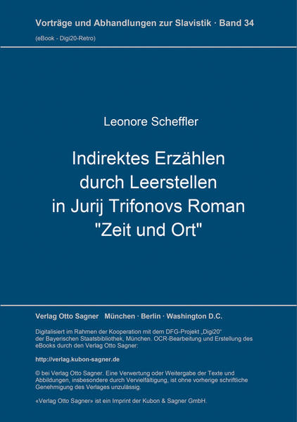 Roman-Punktir - Coverbild