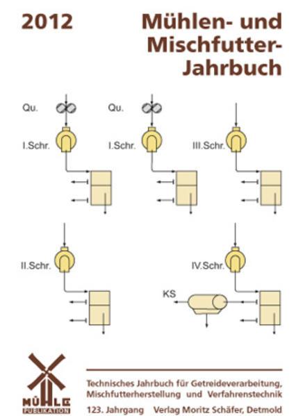 Kostenloser Download Mühlen- und Mischfutter-Jahrbuch 2012 Epub