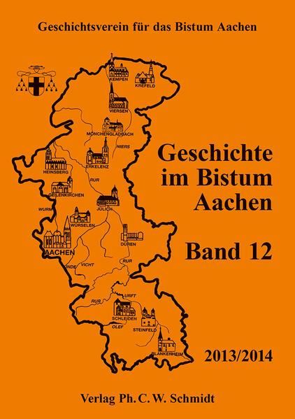 Kostenloser Download Geschichte im Bistum Aachen, Band 12 Epub