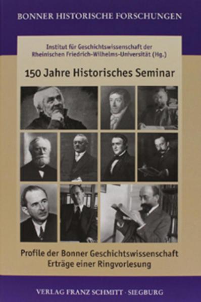 150 Jahre Historisches Seminar - Coverbild