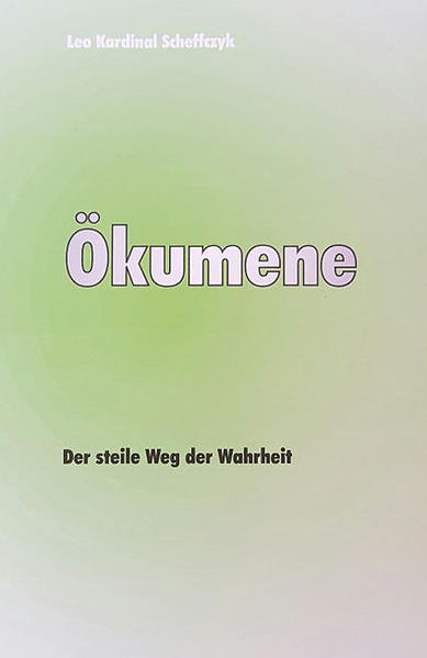 Ökumene - Coverbild