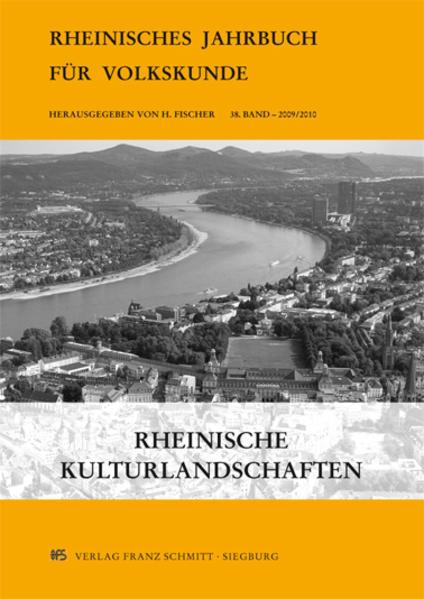 Rheinische Kulturlandschaften - Coverbild