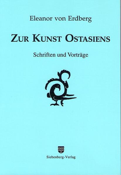 Zur Kunst Ostasiens - Coverbild