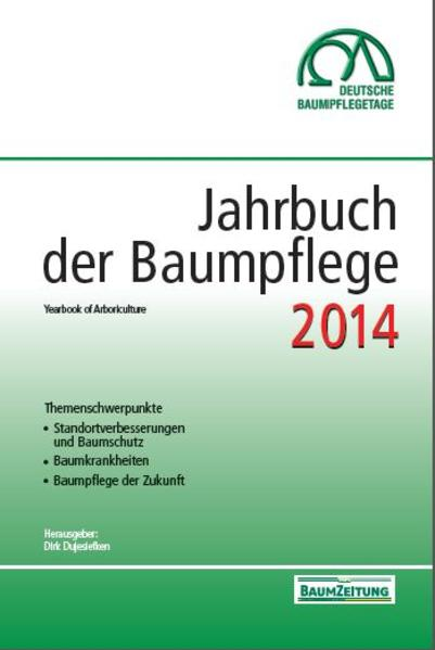 Jahrbuch der Baumpflege 2014 - Coverbild