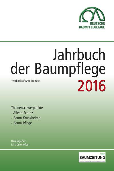 Ebooks Jahrbuch der Baumpflege 2016 PDF Herunterladen