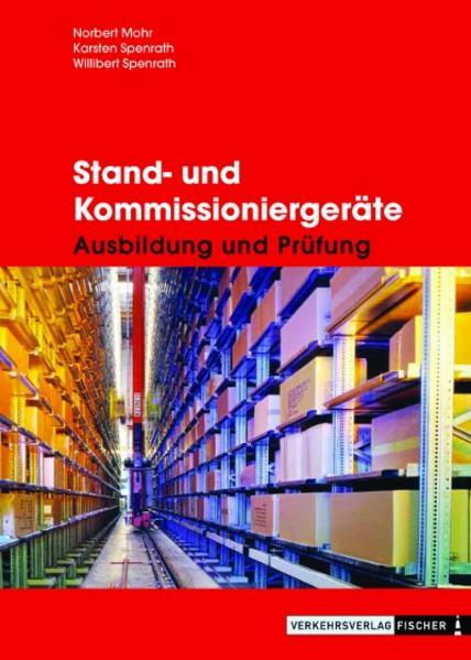 Stand- und Kommissioniergeräte - Coverbild