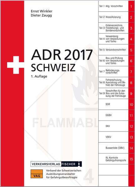 ADR 2017 Schweiz - Coverbild