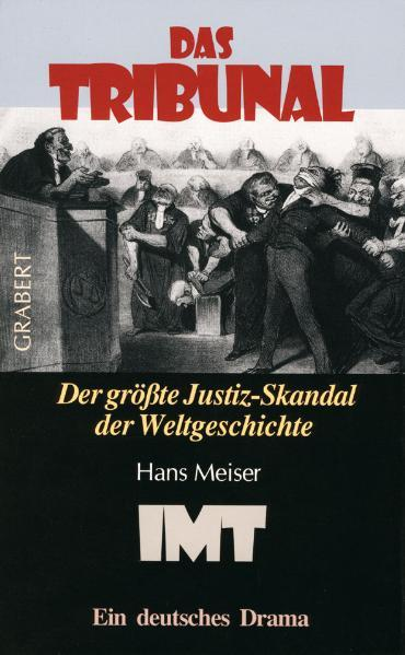 Das Tribunal - Coverbild