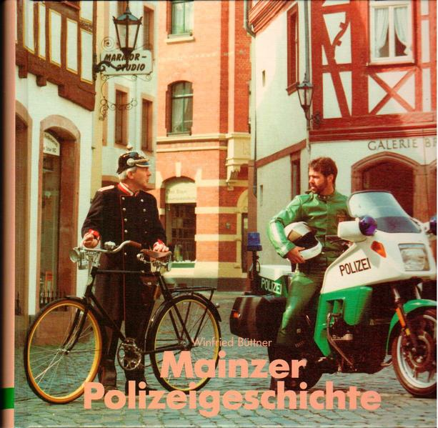 Mainzer Polizeigeschichte - Coverbild