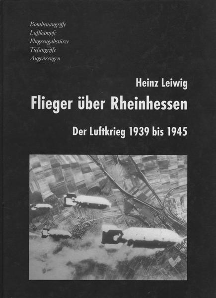 Flieger über Rheinhessen - Coverbild