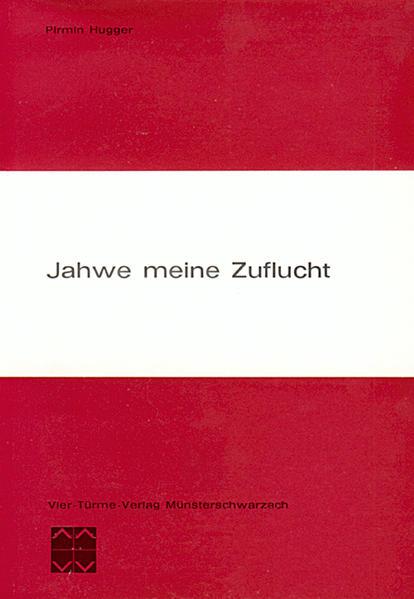 Jahwe, meine Zuflucht - Coverbild