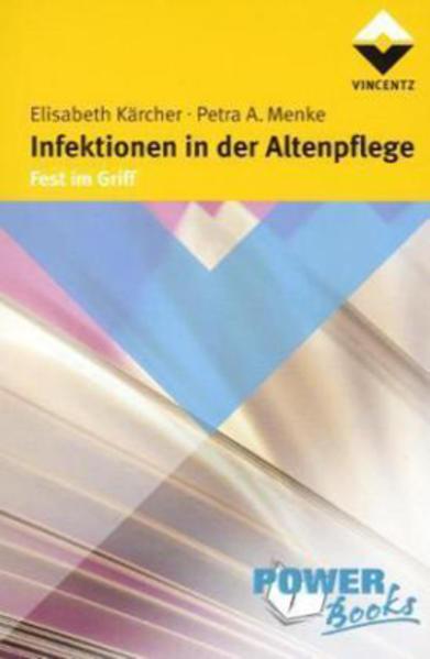 Infektionen in der Altenpflege - Coverbild