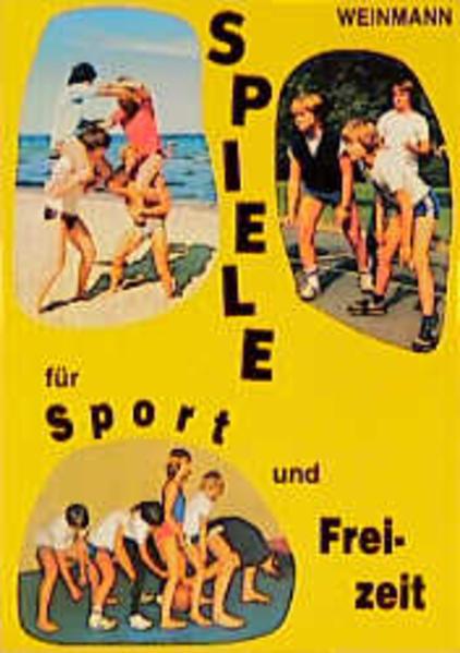 Spiele für Sport und Freizeit - Coverbild