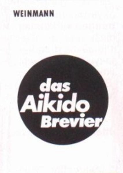 Das Aikido Brevier - Coverbild