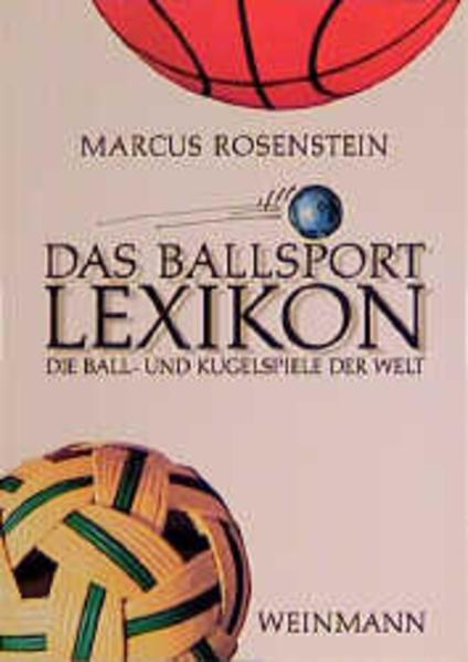 Das Ballsport Lexikon - Coverbild