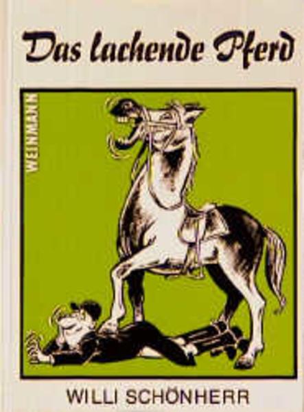 Das lachende Pferd - Coverbild