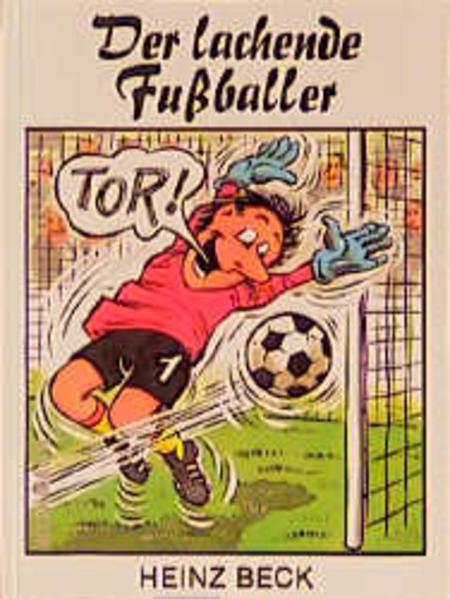 Der lachende Fussballer - Coverbild