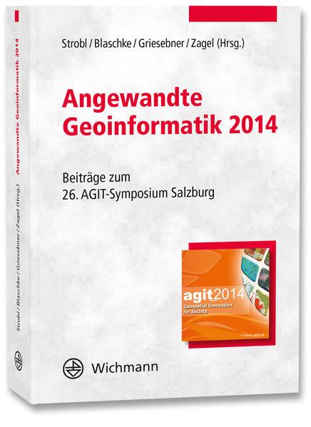 Angewandte Geoinformatik 2014 - Coverbild