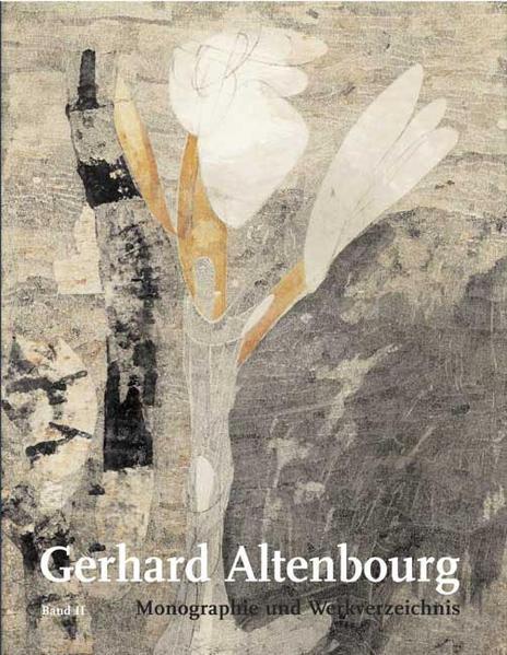 Gerhard Altenbourg. Monographie und Werkverzeichnis - Coverbild