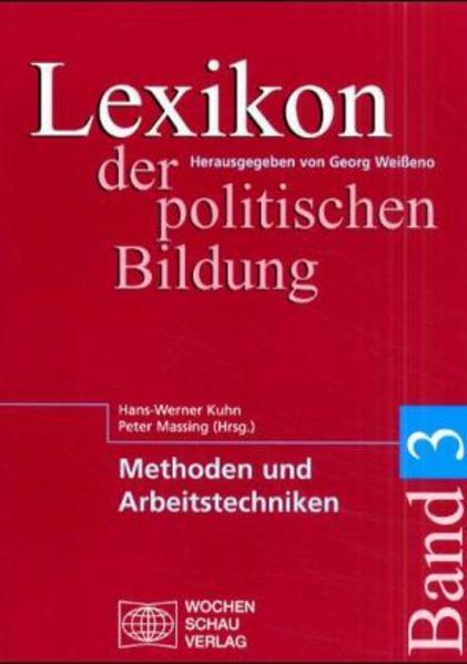 Lexikon der politischen Bildung / Lexikon der politischen Bildung - Coverbild