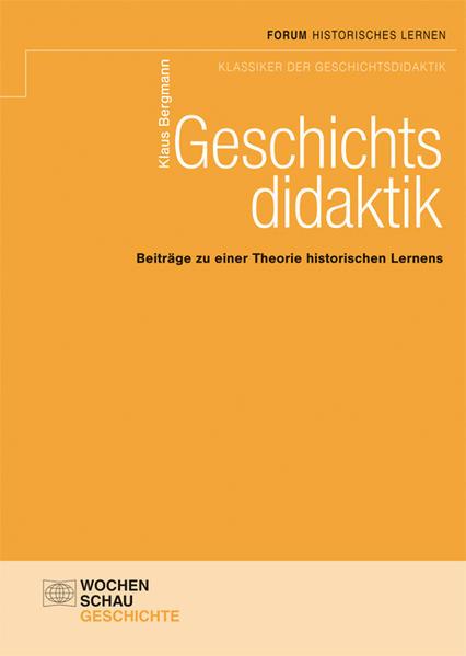 Geschichtsdidaktik - Coverbild