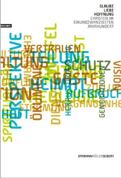 Glaube - Liebe - Hoffnung - Coverbild