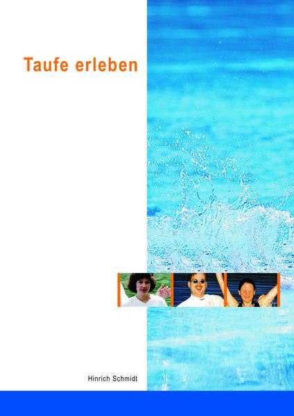 Taufe erleben - Coverbild