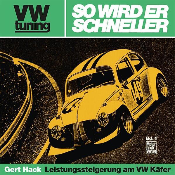 VW tuning - So wird er schneller - Coverbild