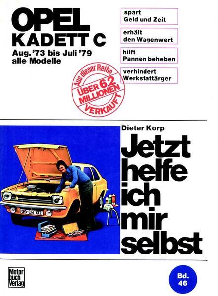 Opel Kadett C (mit Typ GT/E 73-79) - Coverbild