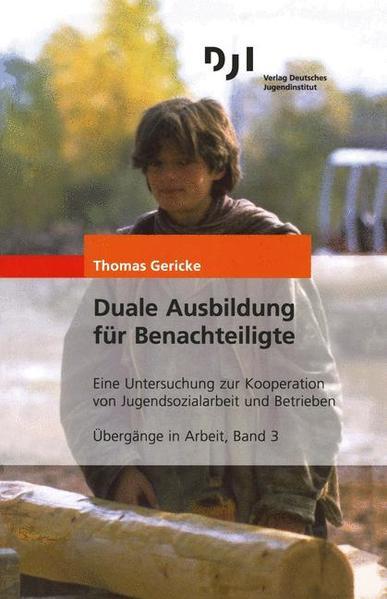 Duale Ausbildung für Benachteiligte - Coverbild