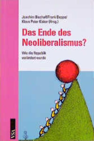 Das Ende des Neoliberalismus? - Coverbild