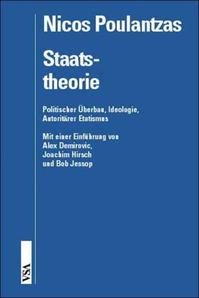 Staatstheorie - Coverbild
