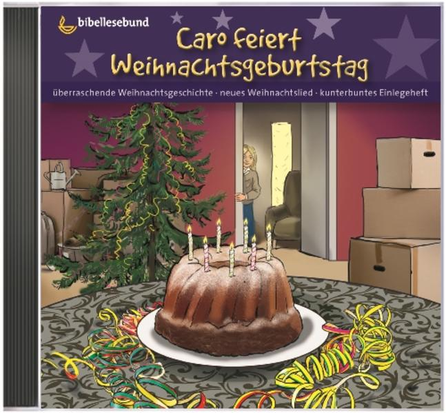 Caro feiert Weihnachtsgeburtstag - Coverbild
