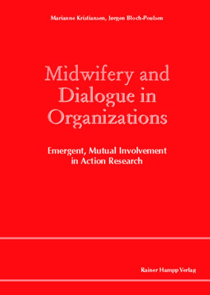 Midwifery and Dialogue in Organizations - Coverbild