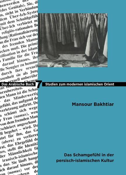 Das Schamgefühl in der persisch-islamischen Kultur - Coverbild