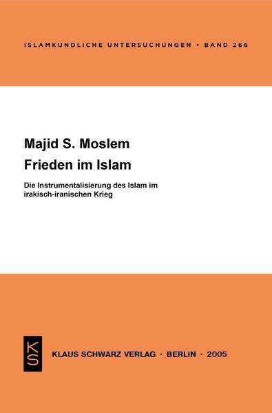 Frieden im Islam - Coverbild