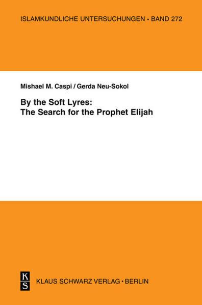 By the Soft Lyres: The Search for the Prophet Elijah - Coverbild