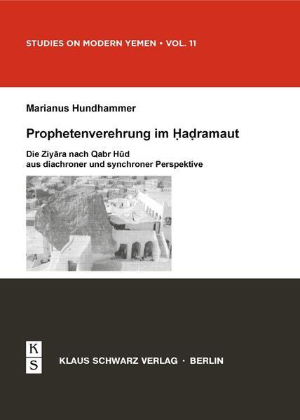 Prophetenverehrung im Hadramaut - Coverbild